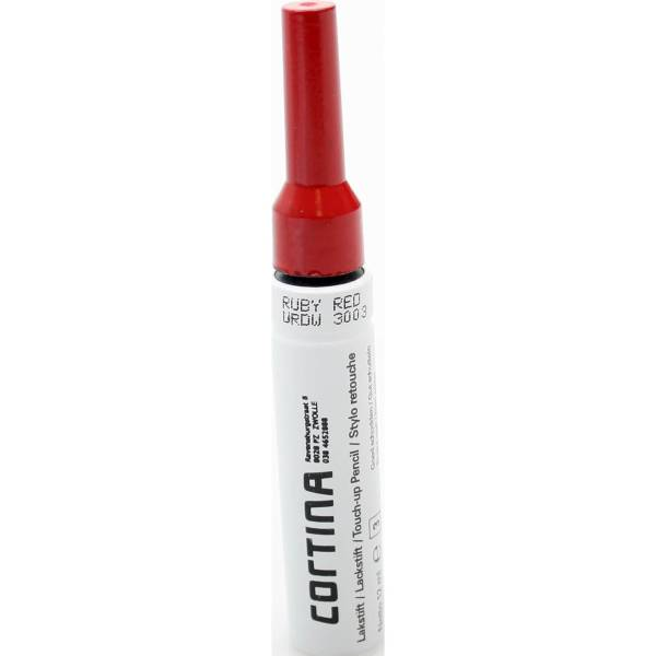 Cortina Lakstift Ruby Red - Rood