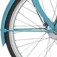 Cortina Voorspatbord Stang 26 Inch U4 Mini - Turquoise