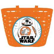 Disney Star-Wars BB8 Kinderkorb 20 x 13 x 13cm - Orange