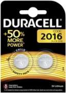 Duracell DL2016 Button Cell Battery For. Sigma - (2)