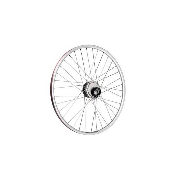 Buy E Motion Ananda E Bike Front Wheel 36v Roller Brake Silver At Hbs