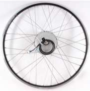 E-Motion D-Light E-Bike Front Wheel 28\