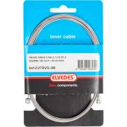 Elvedes Inner Cable-Brake Rear 2 Nipple 3mtr Inox 641227
