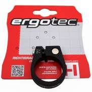 Ergotec SCI-105 Seatpost Clamp Ø31.8mm - Black