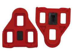Exus Cleat Look Compatible Red