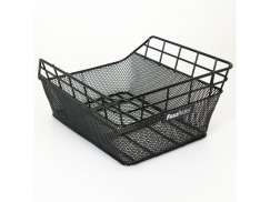 Fast Rider Bicycle Basket For Rear 25L - Black