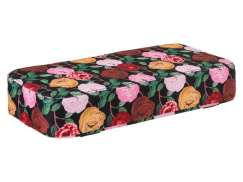 Fast Rider Luggage Carrier Cushion - Flowers