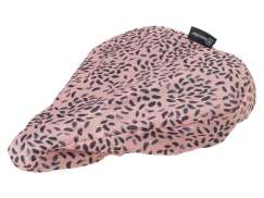 Fast Rider Saddle Cover - Pink/Black