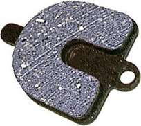 Fibrax Brake Pads ASH970E Organic for RST Mechanical