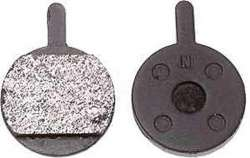 Fibrax Disc Brake Pad SH925 Organic for Promax DSK400