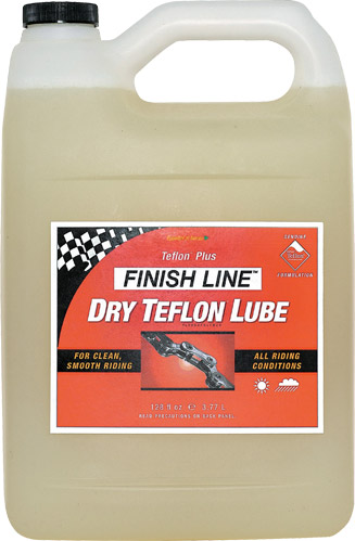 Finish Line Dry Teflon Lube Can 3,75 Liter