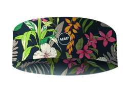 H.A.D. Bonded Bandeau Tête Jungle Blossom - One Taille