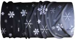 H.A.D. Multifunctie Doek Ice Flower Dark