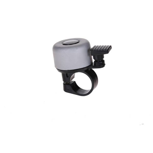 HBS Bicycle Bell Mini Aluminum Gray | Bells