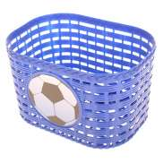 HBS Childrens Basket 4L Voetbal - Blue/White