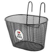 HBS Childrens Basket I Love My Bike - Black