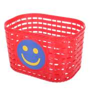 HBS Kindermand 4L Emoticon - Rood/Blauw
