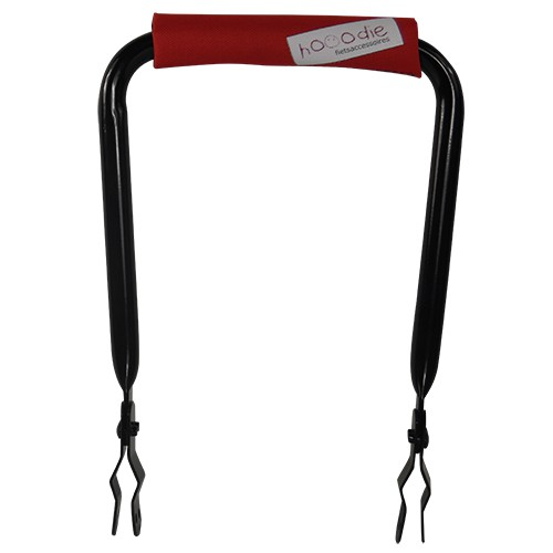 Hooodie Backrest - Bright Red Solid