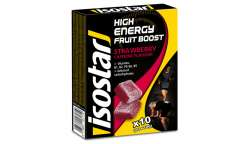 Isostar Energy Tablets Fruit Boost Strawberry - 10 x 10g