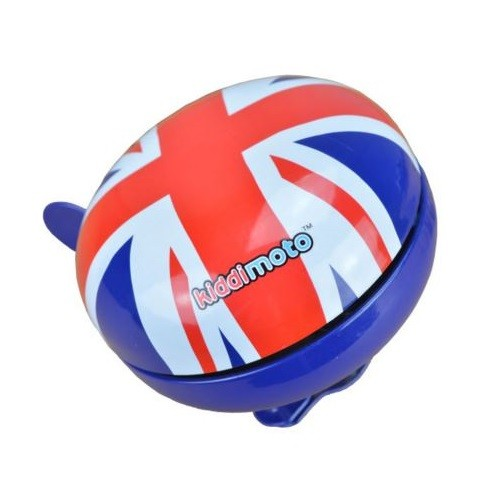 Kiddi Moto Ding Dong Bicycle Bell Large - Union Jack | Bells