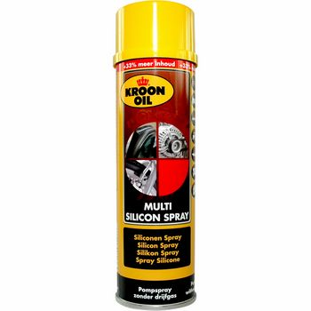 Kroon Oil Siliconen Spray - Pompfles 300ml