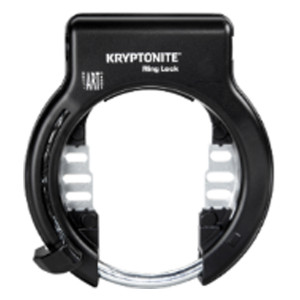 Kryptonite Ringslot ART2+SSF tbv Insteekkabel - Zwart