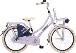 "Loekie Country Tour Pigecykler 20"" Bremsenav - Lilla"