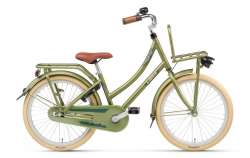 Loekie Pick Up Meisjesfiets 20\