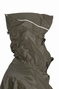 Mac in a Sac Walking Poncho - Groen- XL