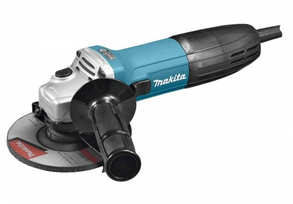 Makita Angled Grinder 125mm 720W - Blue/Black