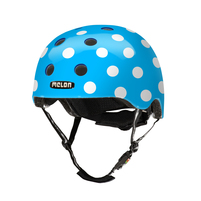 Melon Allround Casque De Vélo Dotty Bleu - XXS-S 46-52cm