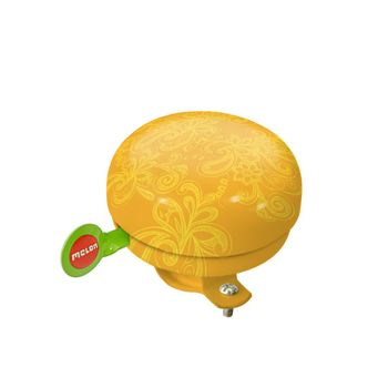 Melon Bicycle Bell Mellow Yellow Ø60mm - Yellow | Bells