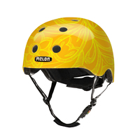 Melon Helm Mellow Yellow Maat  XL-2XL (58-63cm)