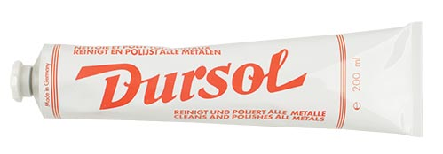 Metaal Polish Dursol Tube 200ml
