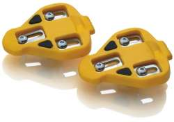 Miche Cleats Fixed/Without Play - Yellow (2) 128020