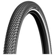 Michelin Pneumatico 28x1.60 Star Impugnatura Anti-Perdita Catarifrangente Nero