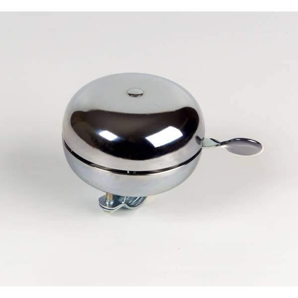 Niet Verkeerd Bicycle Bell Ding Dong 80Mm Chrome | Bells