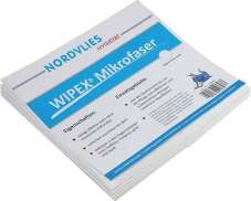 Nordvlies Panno In Microfibra Wipex 40x38cm - Blue (50)