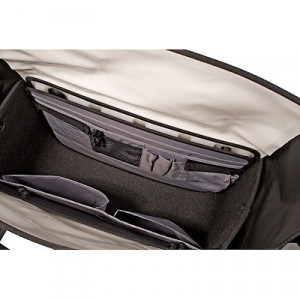 Ortlieb Schoudertas Office Bag M QL2.1 - Zwart