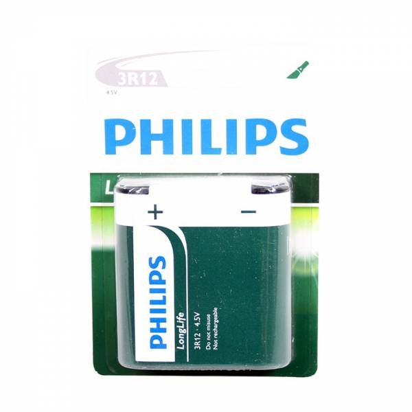 Philips Batterien 3R12 4,5V