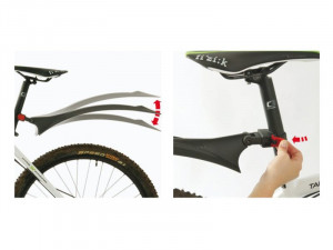 Polisport Achterspatbord  Crossfiets Country Evo
