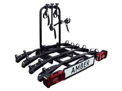 Pro-User Amber IV Bicycle Carrier for 4 Bicycles