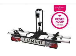 Pro User Bicycle Carrier Diamant Incl. Storage Bag