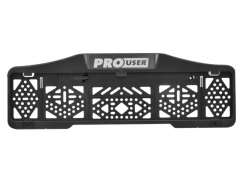 Pro User Number Plate Holder SG2 + SG3