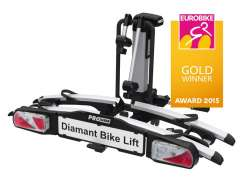 Pro User Portabultos Para Bicicleta Diamant Bike Lift Plegable