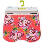 Qibbel Windscreen Flap Blossom Roses Coral