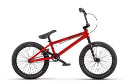 "Radio Dice BMX 18"" - Candy Rouge"