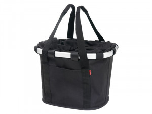 Rixen & Kaul Reisenthel Shopping Bag Bikebasket Zwart