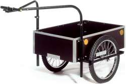 Roland Bike Trailer Profi with Height Adjustable Drawbar