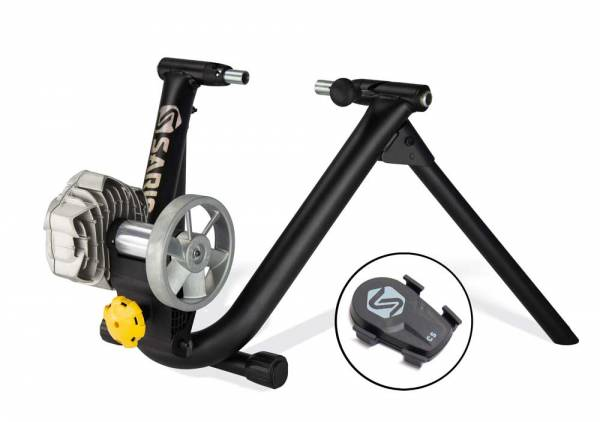 Saris Fluid2 Smart kit Cycling Trainer - Black